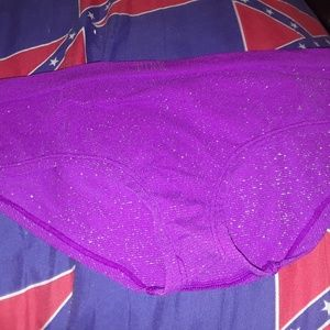 Small PINK Victoria's Secret Extra Low RiseHipster